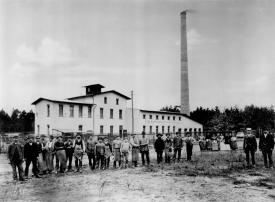 125 let vápenopískového průmyslu