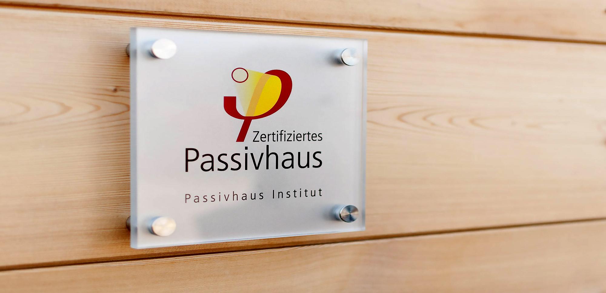 Certifikované pasivní domy